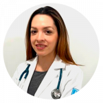 Dra. Fátima Rodríguez - Médico internista en CDMX
